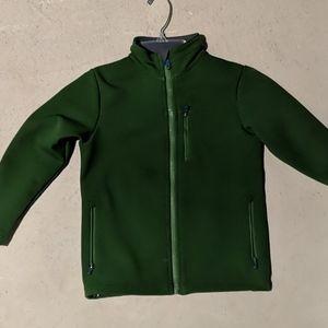 Lands end kids softshell jacket